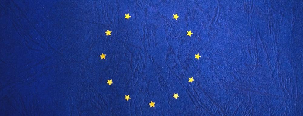 EU Flag Post Brexit
