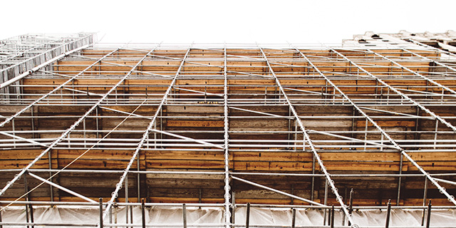 Scaffolding - Properties Unsuitable for Mortgage Security and How to Avoid Them blog
