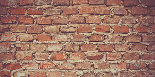 Red bricks - Lenders' attitude to property surveying blog